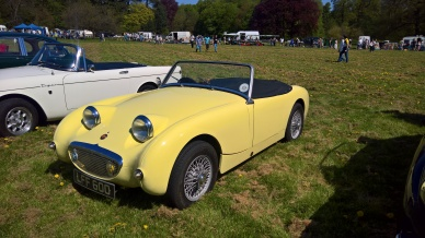 Thoresby Park Classic Car Show May 2018 4
