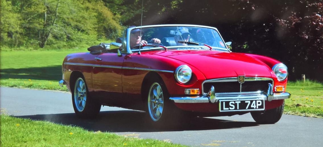 Thoresby Park Classic Car Show 4