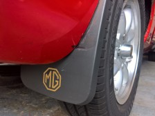 mgb mudflaps