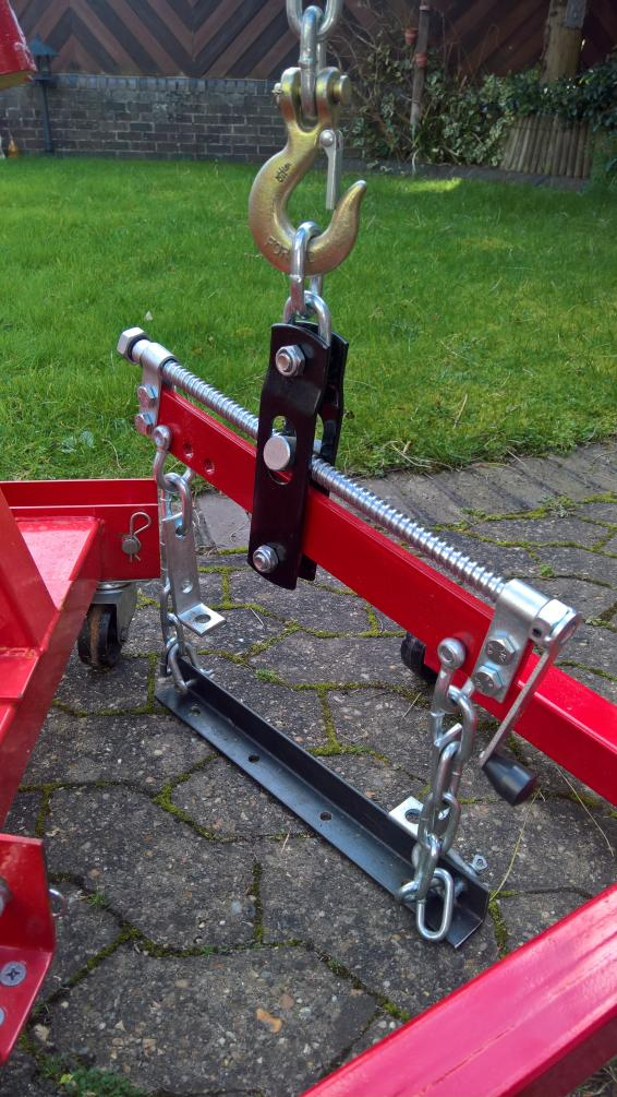Engine Lifting Kit - leveller