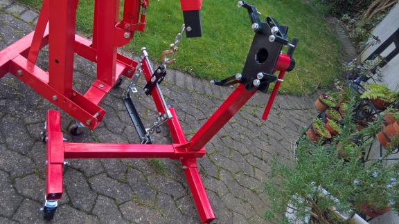 Engine Lifting Kit - engine stand