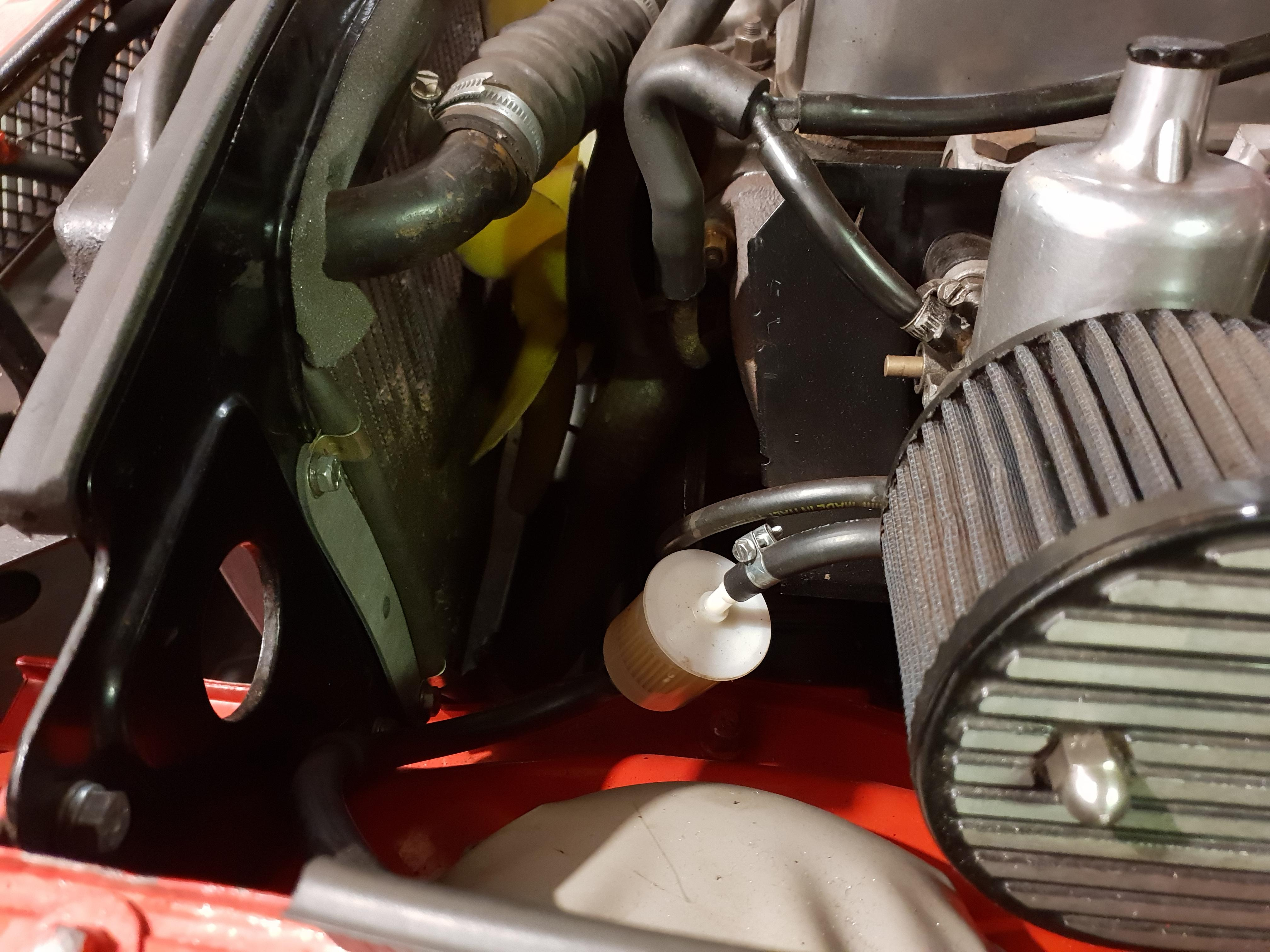 MGB Fuel Filter Location – MGB tips mods and maintenanceMGB tips mods and maintenance